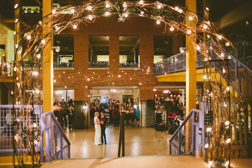 The 10 most beautiful wedding venues in chicago purewow archetechtural artifacts chicago wedding venues junglespirit Gallery
