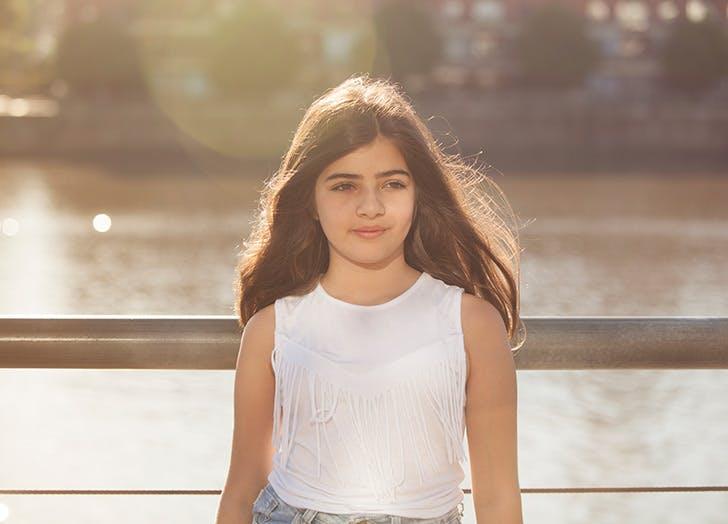argentina child