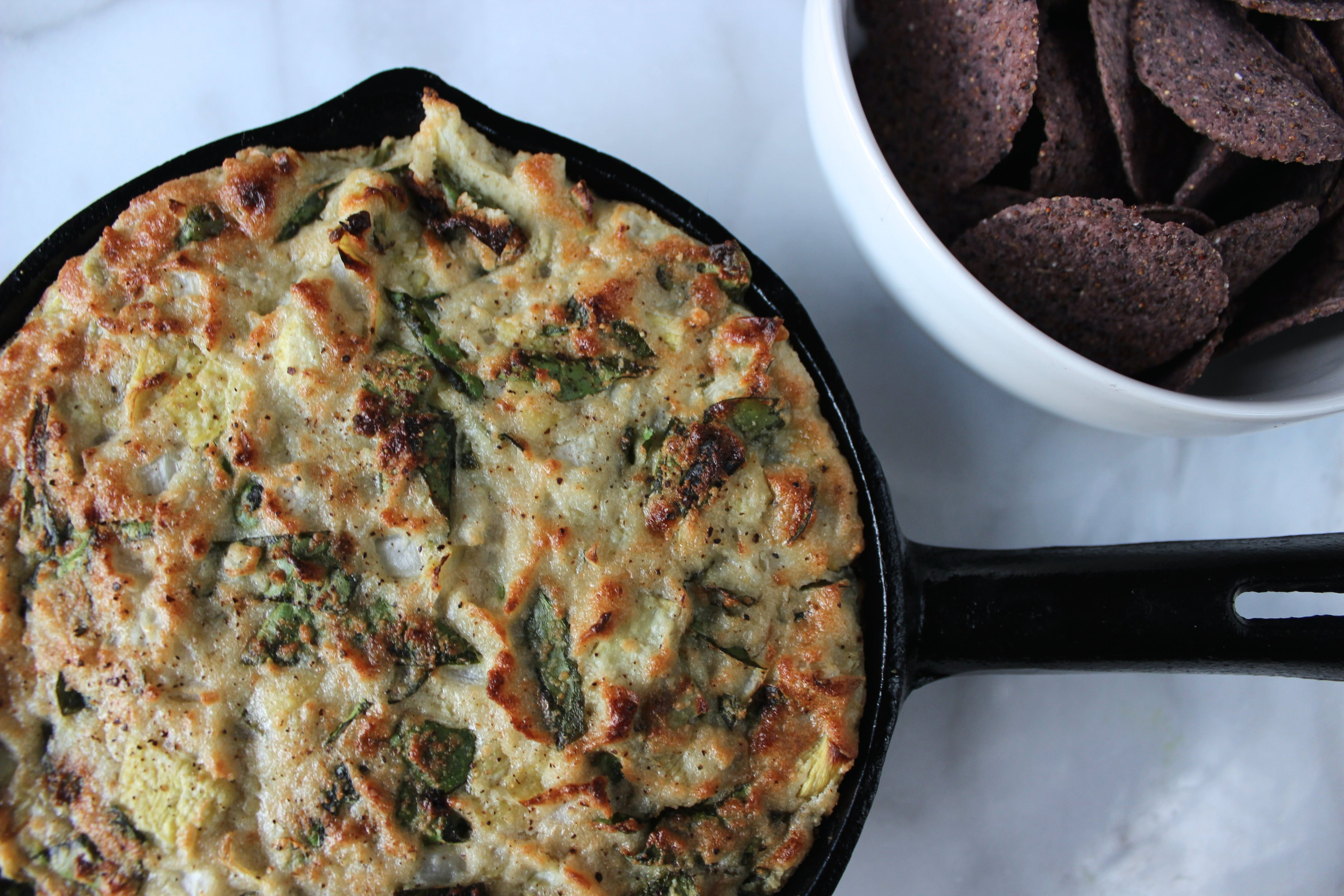 artichoke dip sf farmers market recipes