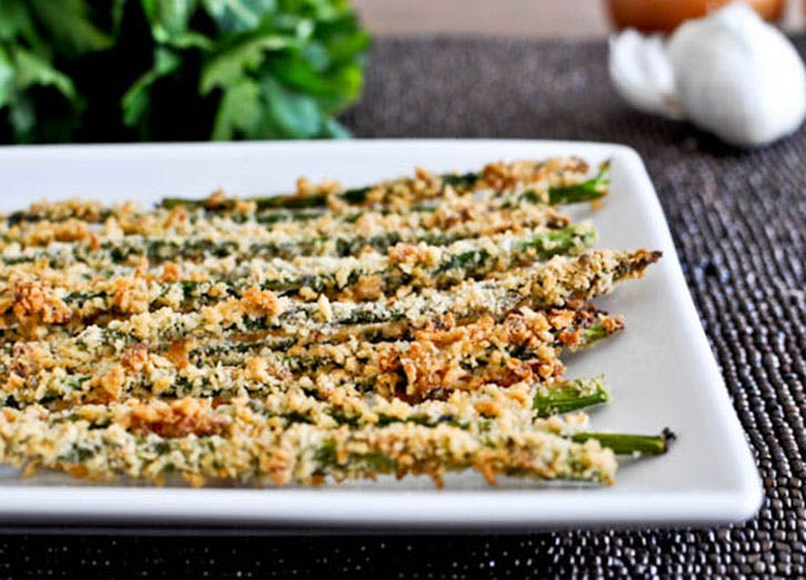 asparagus recipes crispyparmesan