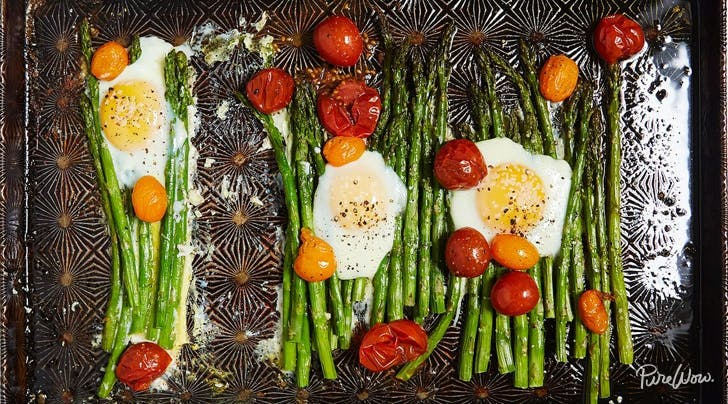asparagus recipes onepaneggs