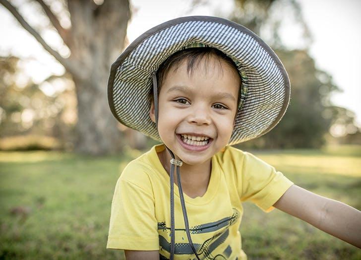australian child