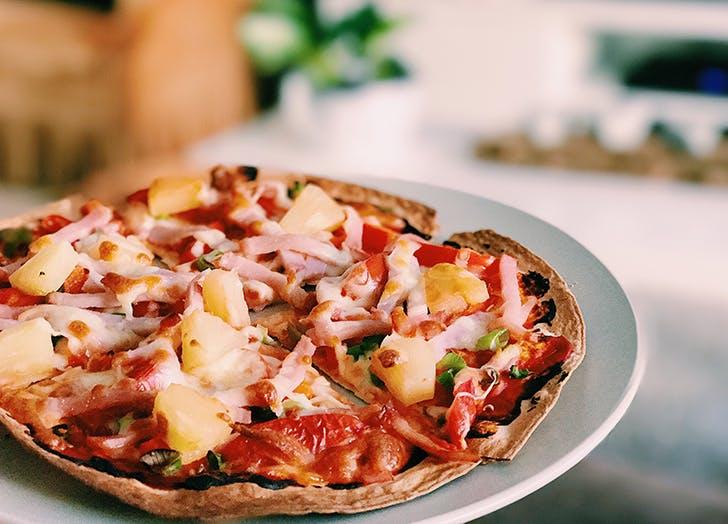 ayuverda pizza