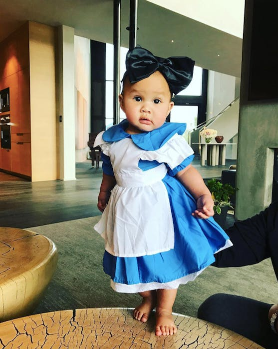 baby luna alice in wonderland