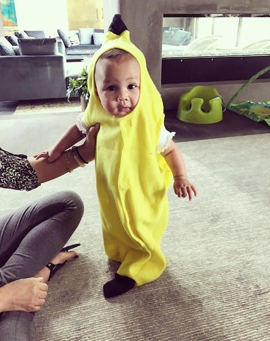 baby luna banana