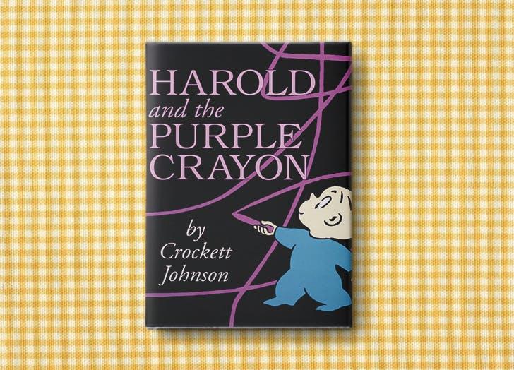 baby book harold