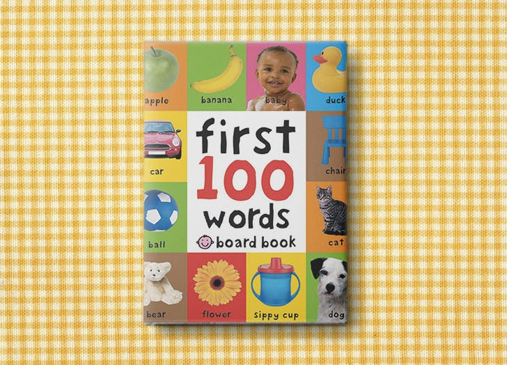 baby books 100words