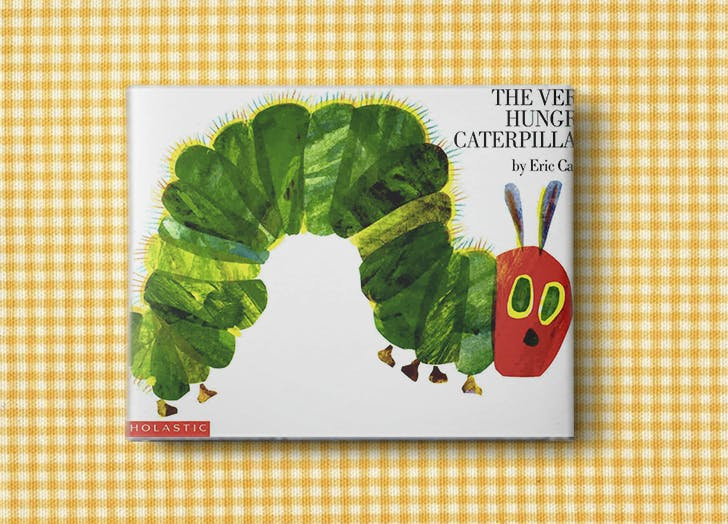 baby books catepillar