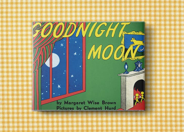 baby books goodnight