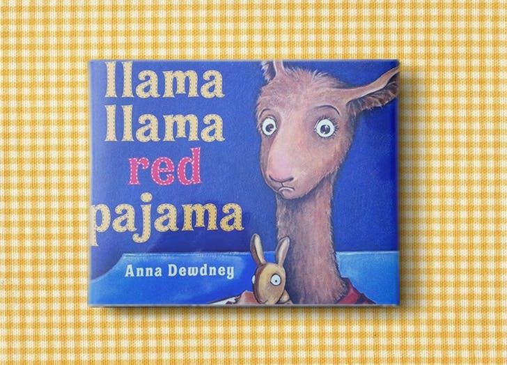 baby books llama