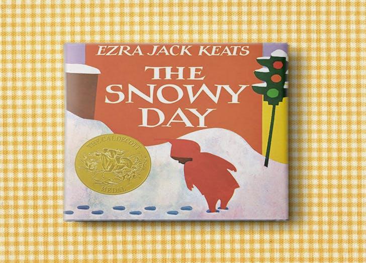 baby books snowy