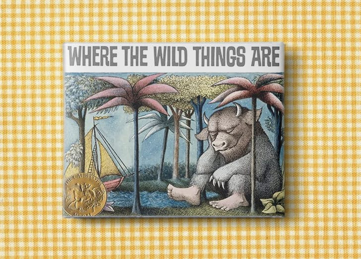 baby books wild things