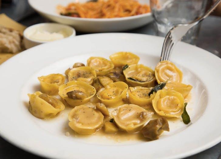 best pasta delfina