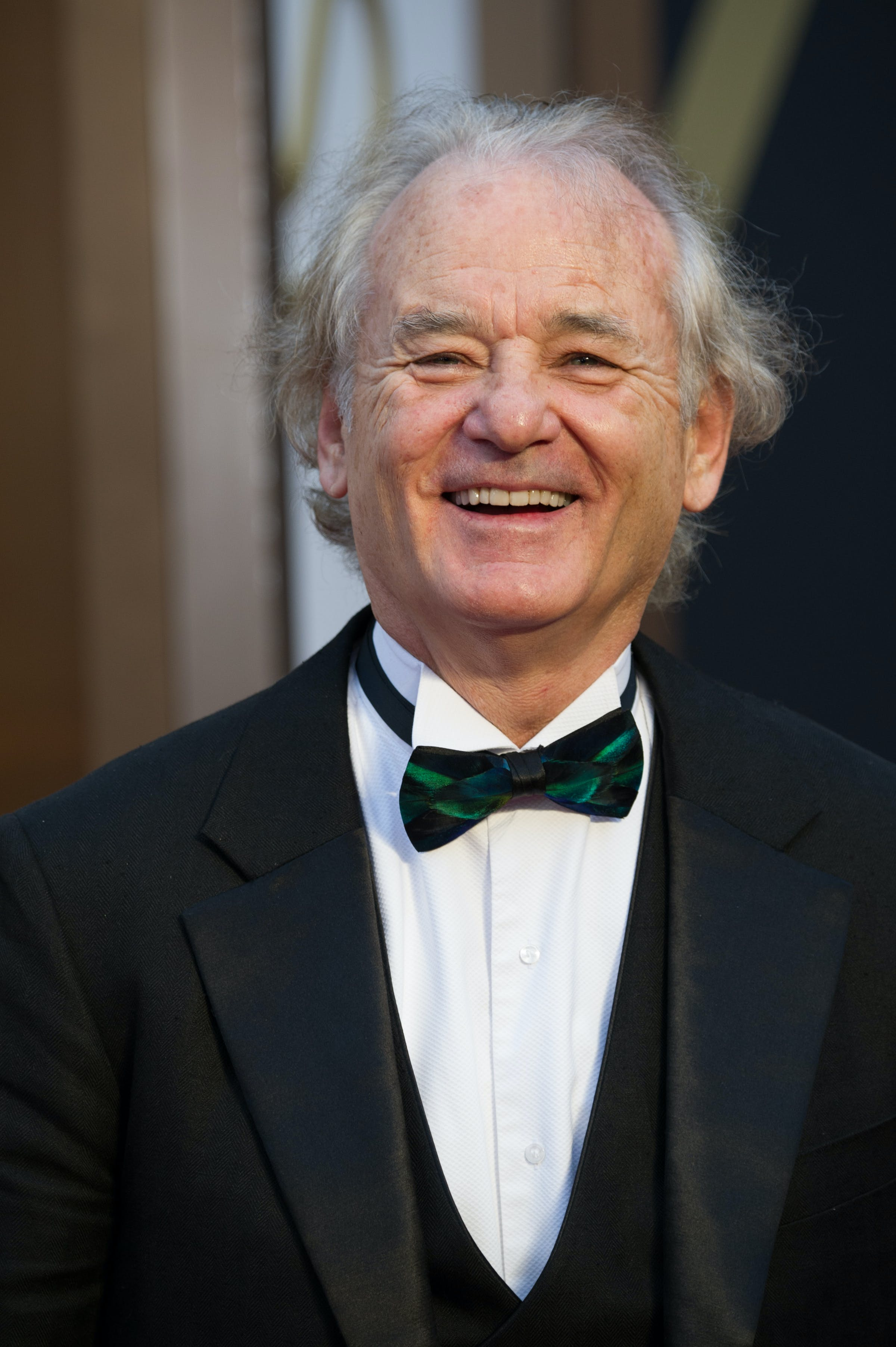 bill murray oscars bow tie bank robber