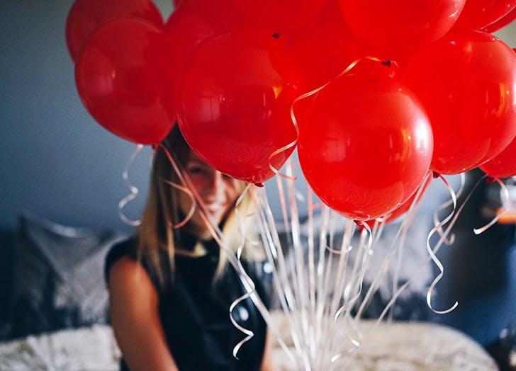 birthday balloons finances NY