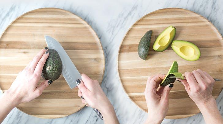 The Surprising Way You Should Actually Cut an Avocado