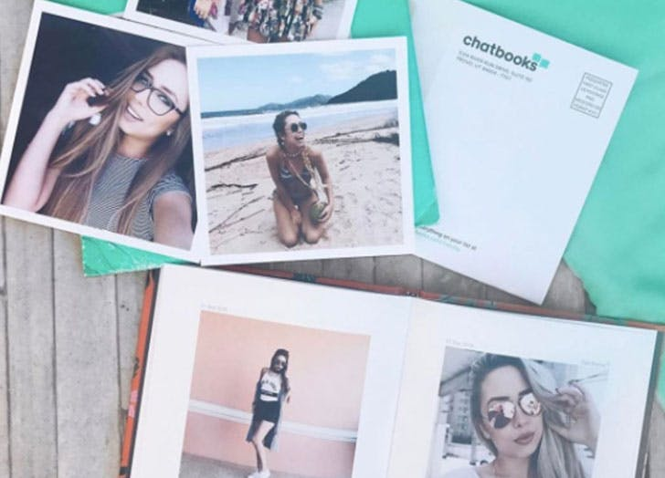 chatbooks bridesmaid gifts