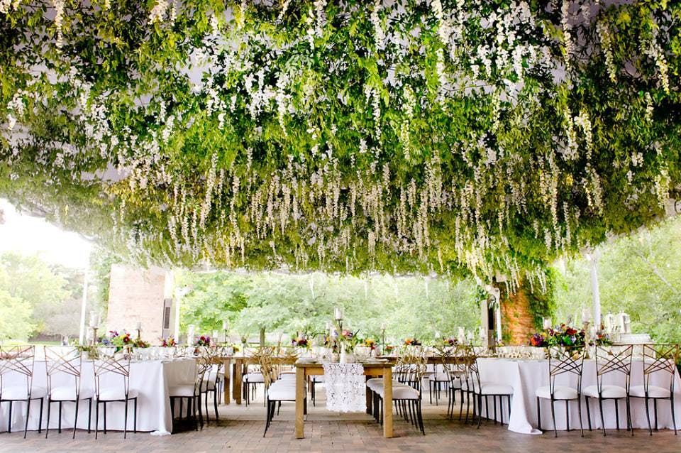 The 10 most beautiful wedding venues in chicago purewow chicago botanic garden junglespirit Gallery