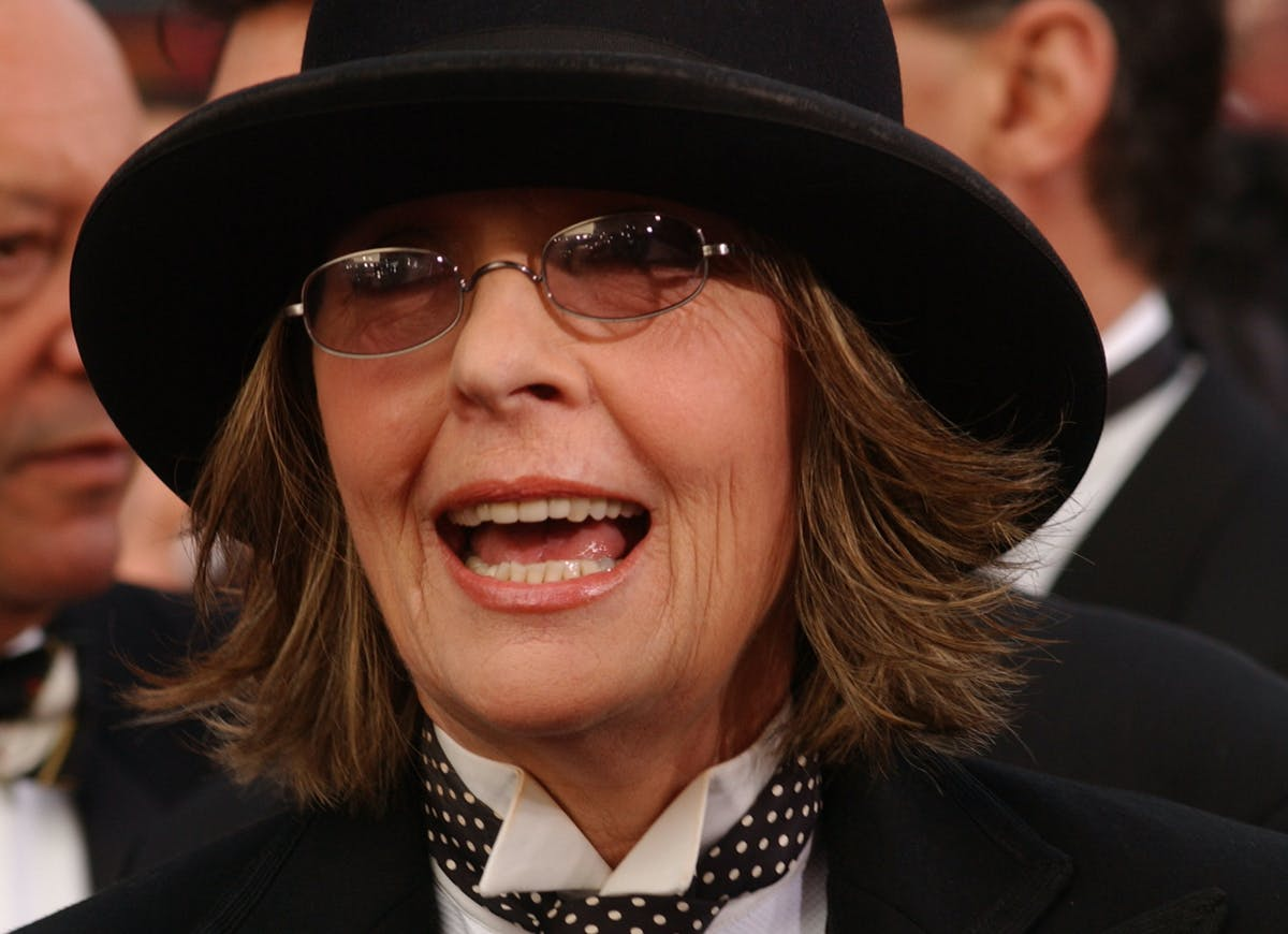 Diane Keaton Wants Us All to Put Ice in Our Wine - PureWow