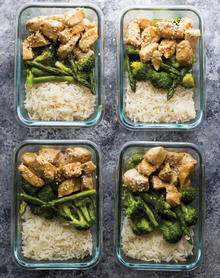 eat clean honey sesame chicken
