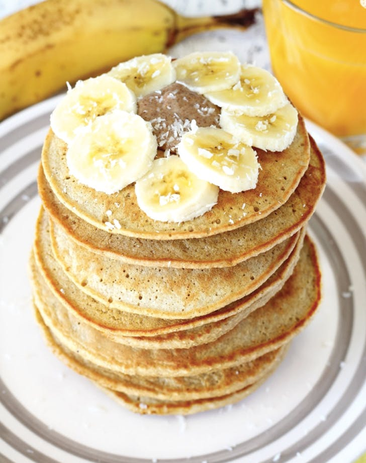eat clean pancakes