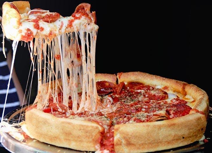 emmetts chicago pizza NY