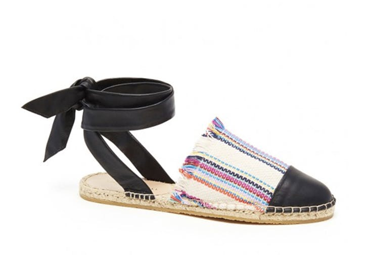 espadrille striped