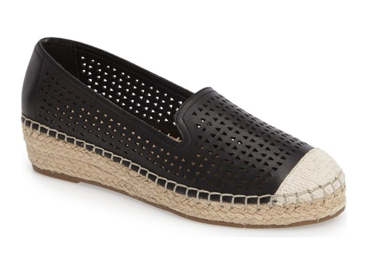 espadrilles perforated