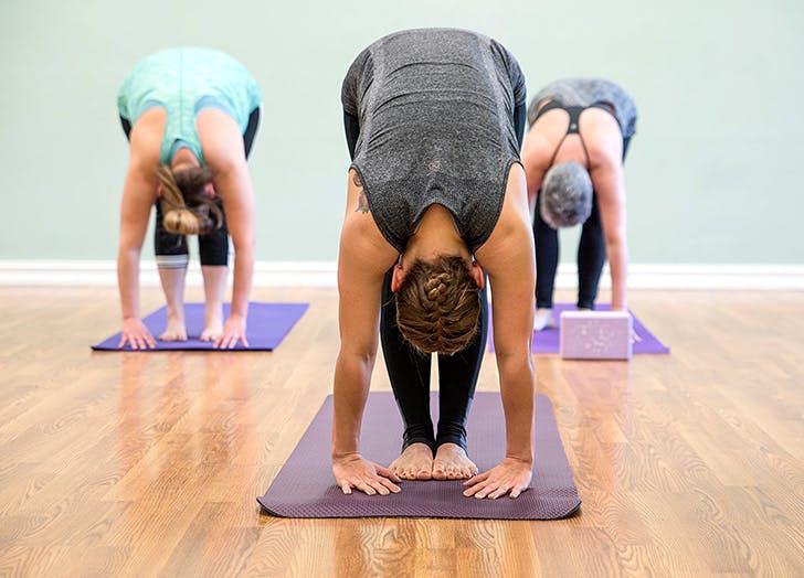 flexible yoga