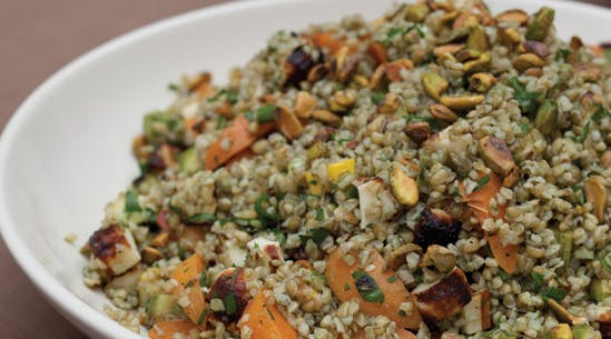 freekeh sf farmers market recipes