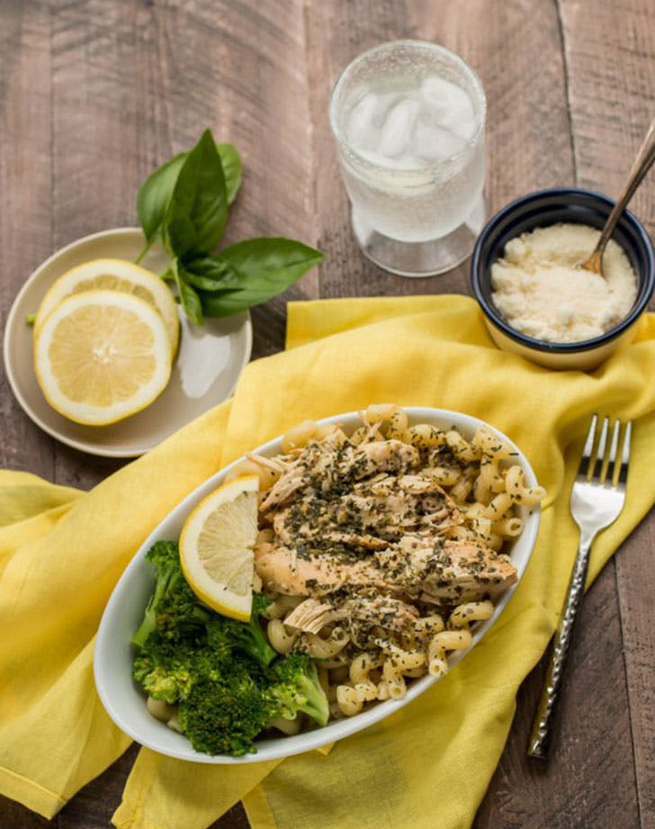 frozen chicken lemonpesto