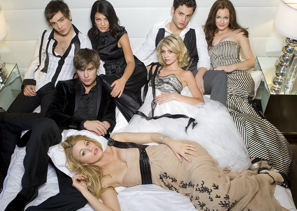gossip girl full cast