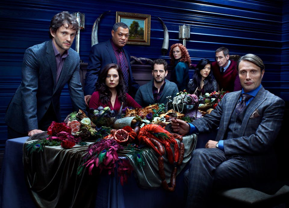 hannibal nbc full cast