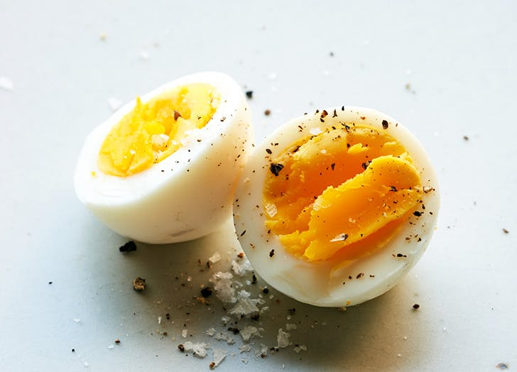 hard boiled egg shop