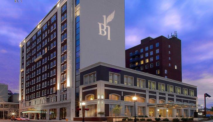 iowa best hotel