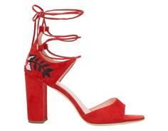 kate spade red shoe1