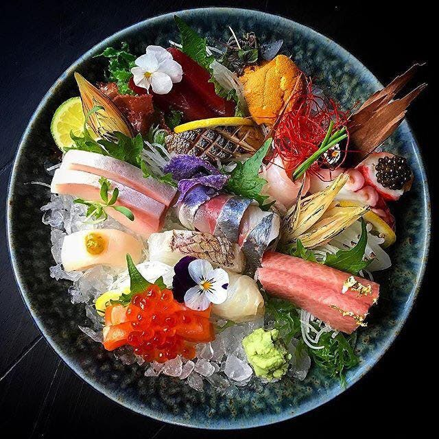 The 7 Best Sushi Restaurants In Chicago Purewow
