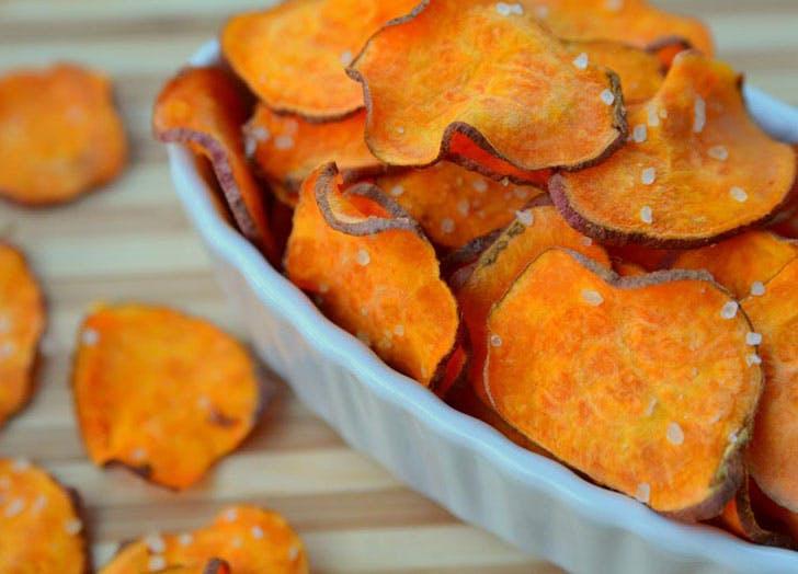 mood snacks sweetpotatoes