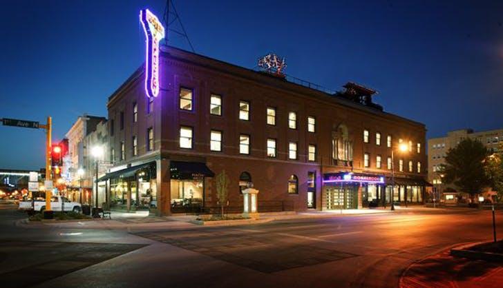 north dakota hotel donaldson