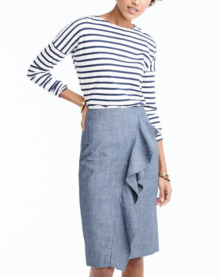 nursing clothing skirt
