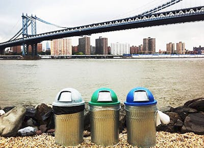 Recycle Everything In Nyc