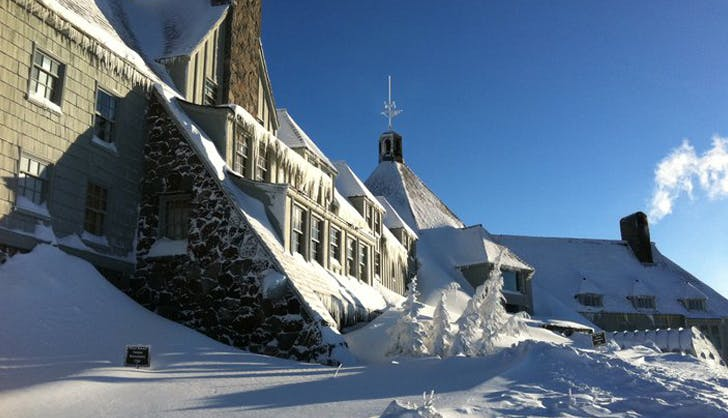 oregon timberline lodge