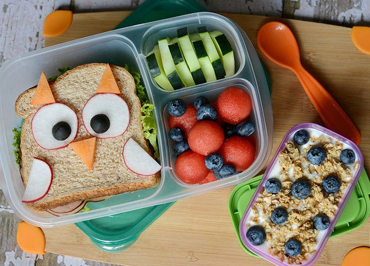 9 school lunches for picky eaters purewow. Black Bedroom Furniture Sets. Home Design Ideas