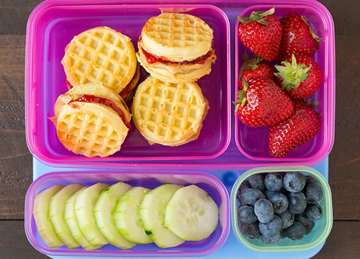 9 School Lunches For Picky Eaters