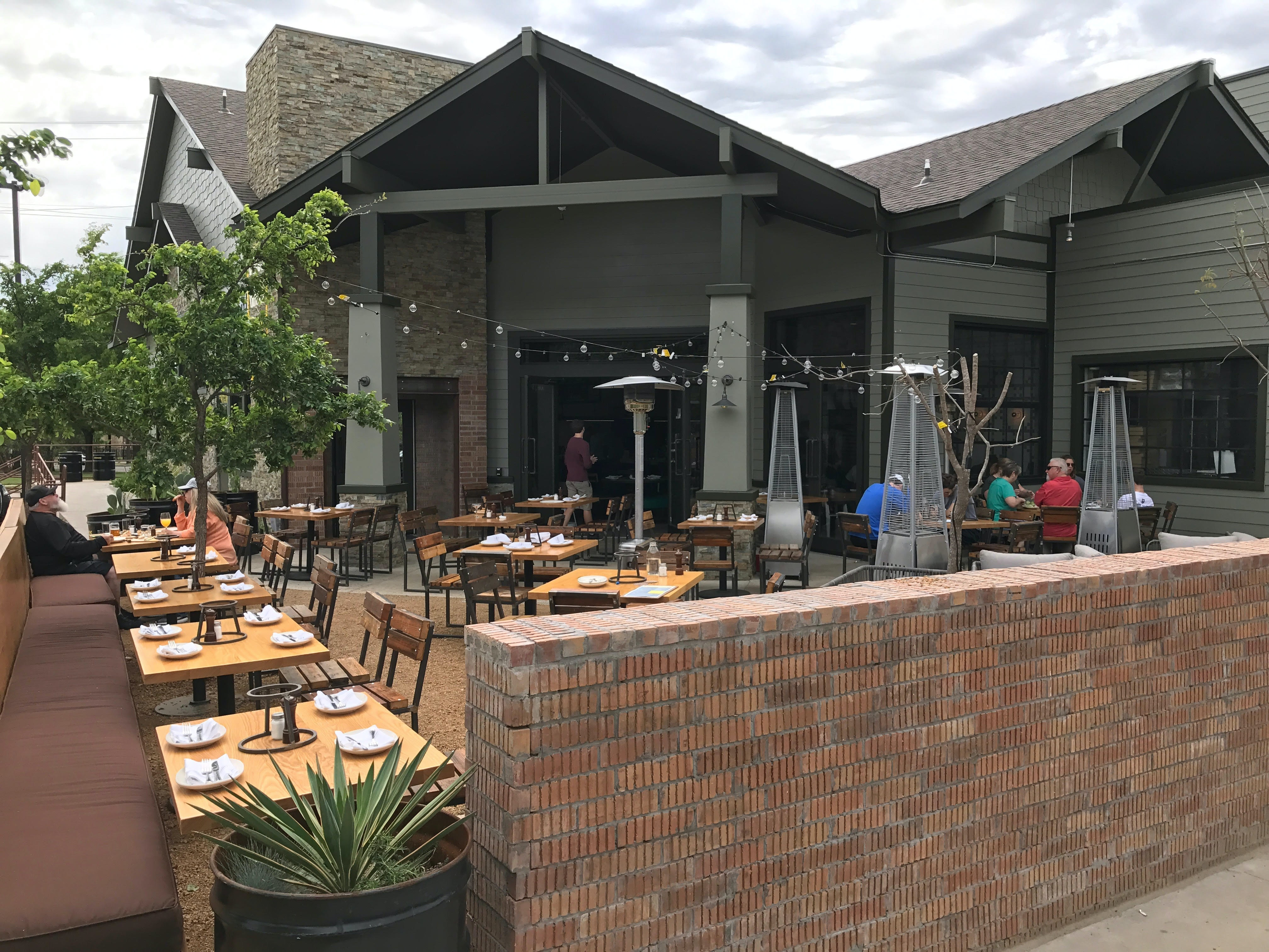 Dallas Patio Restaurants