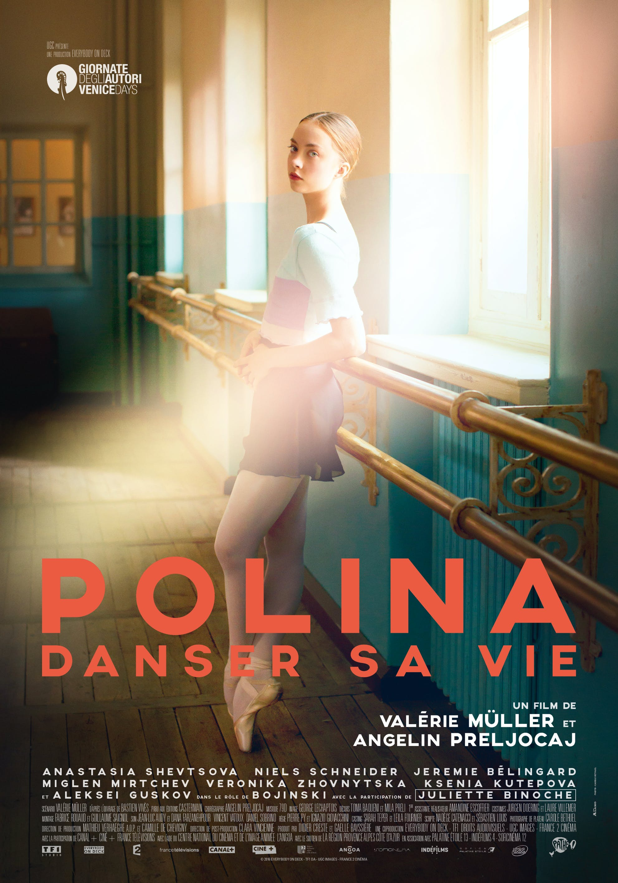 polina film movie los angeles french things