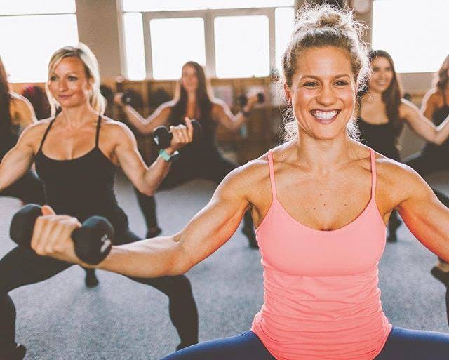 pure barre arms chicago best workouts