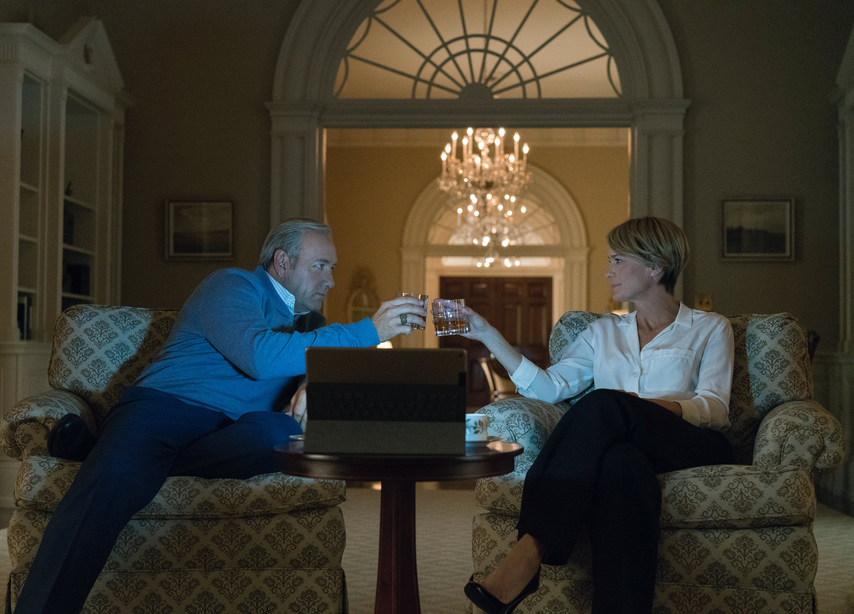 robin wright kevin spacey cheers house of cards