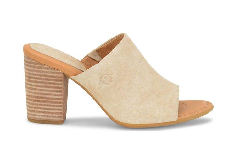 sandals born