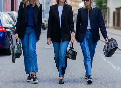 shoppable category denim trends
